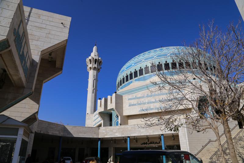 König-Abdullah-Moschee
