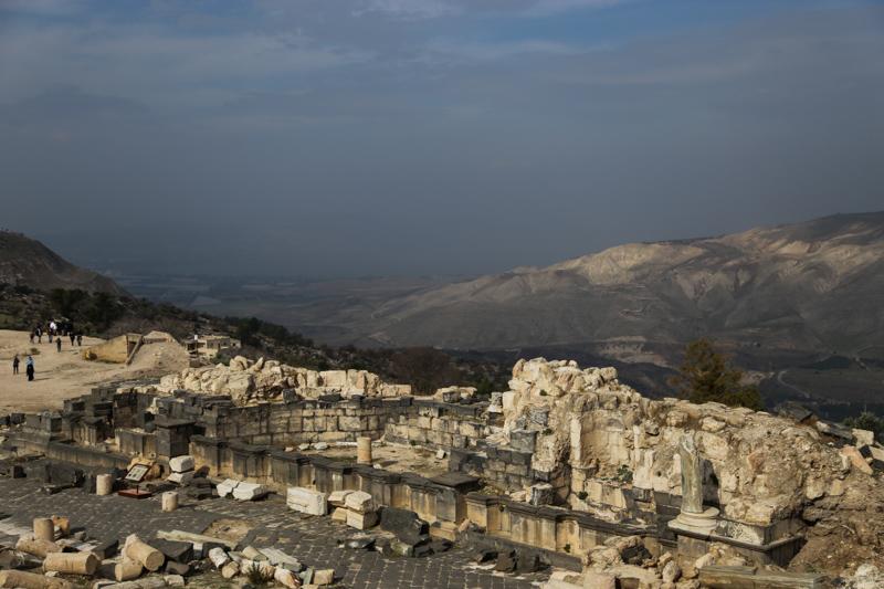 15 Garada-See Genezareth