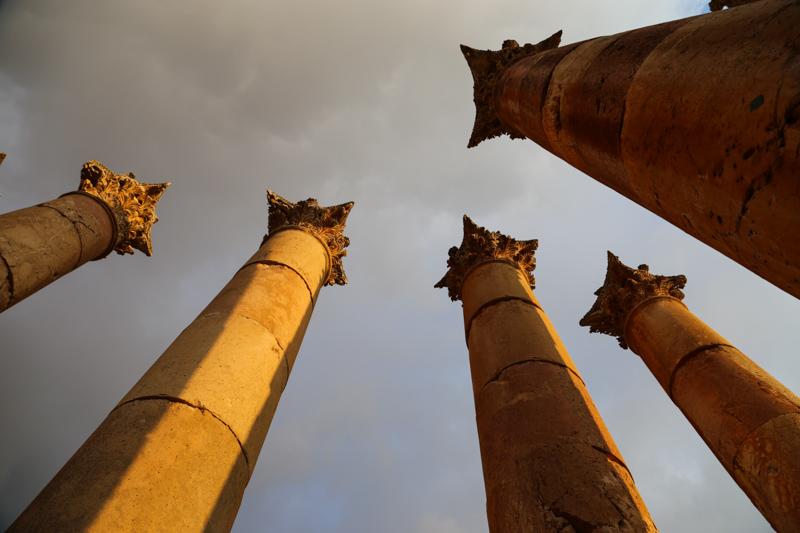 20 Gerasa-Artemistempel