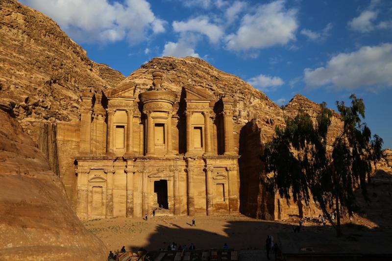 41 Petra-Felsgrab Ed-Deir